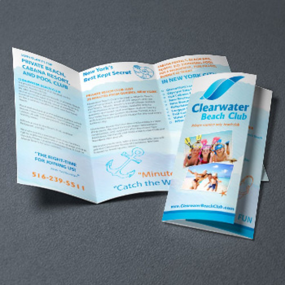 custom brochure printing yea print